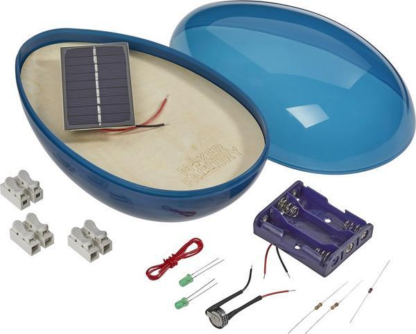 [Thalia Online] Makerfactory Ostereier (Solar, Ultraschall, RaspberryPi) für je 2,99€ (+ 1,00€ mit Buchtrick))