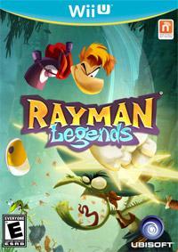 Rayman: Legends Wii U Preorder