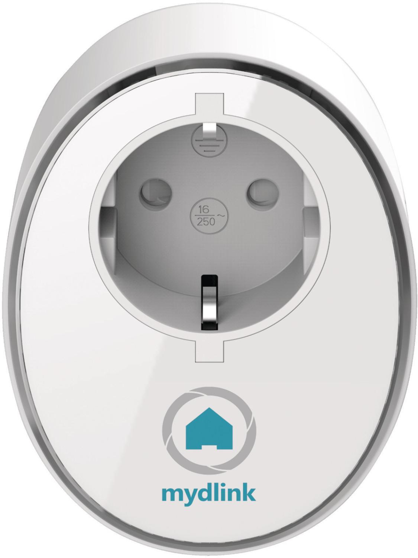 D-LINK DSP-W115/E WLAN-Steckdose (kompatibel mit: mydlink Home, Amazon Alexa, Google Assistant, IFTTT) für 9,99€ [Saturn]