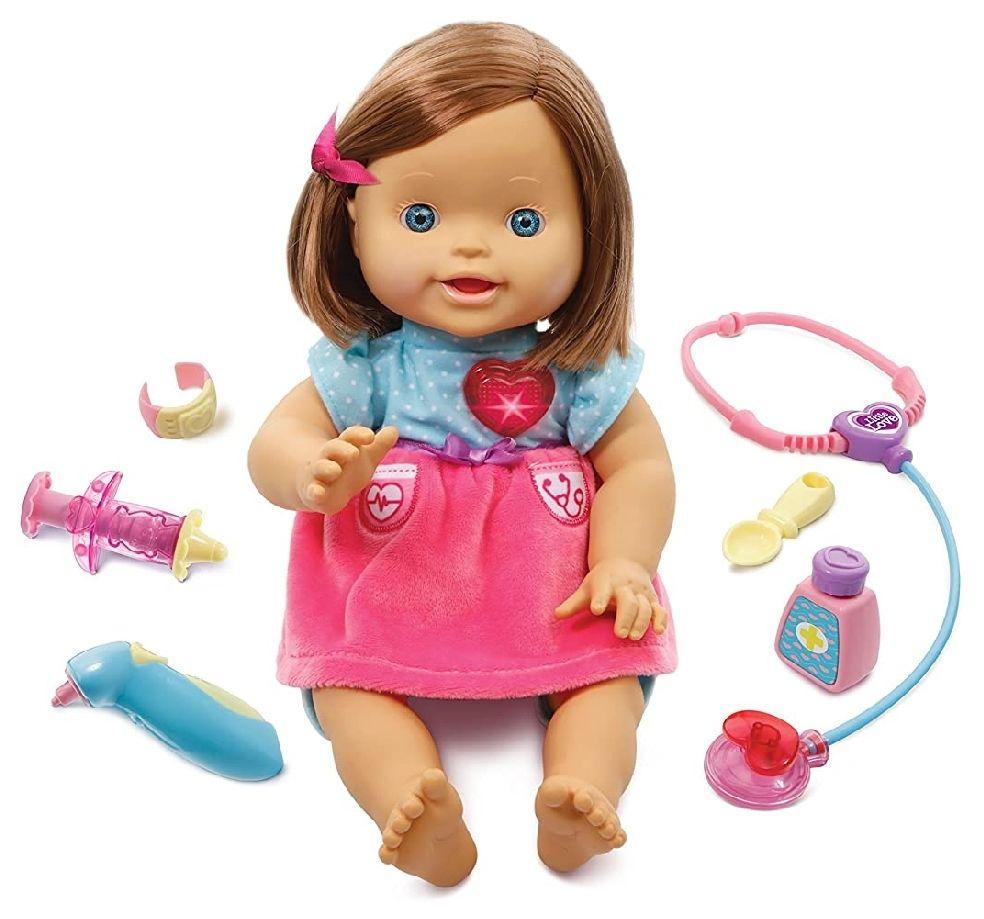 VTech Little Love, Lotta Puppe mit Ärzteset, real