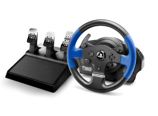 THRUSTMASTER T150 RS Pro (Lenkrad für PC, PS3 & PS4), 3-Pedal-Variante