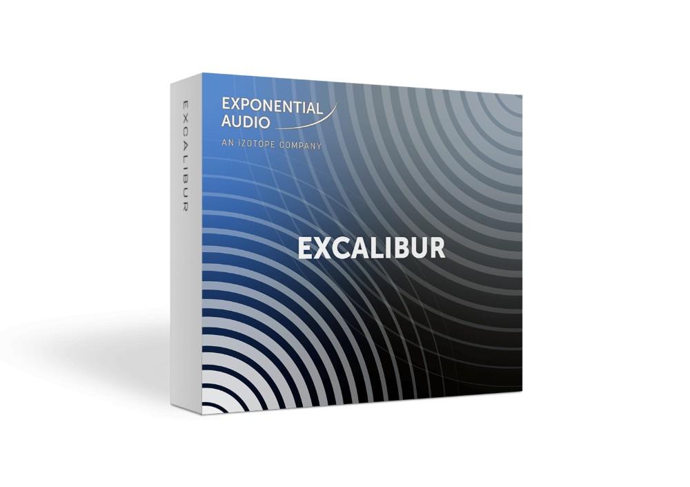 """[VST] iZotope """"Excalibur"""" Multi-Effekt-Plugin nur Update/Crossgrade von jedem(!)iZotope/ Exponential Audio-Produkt"""