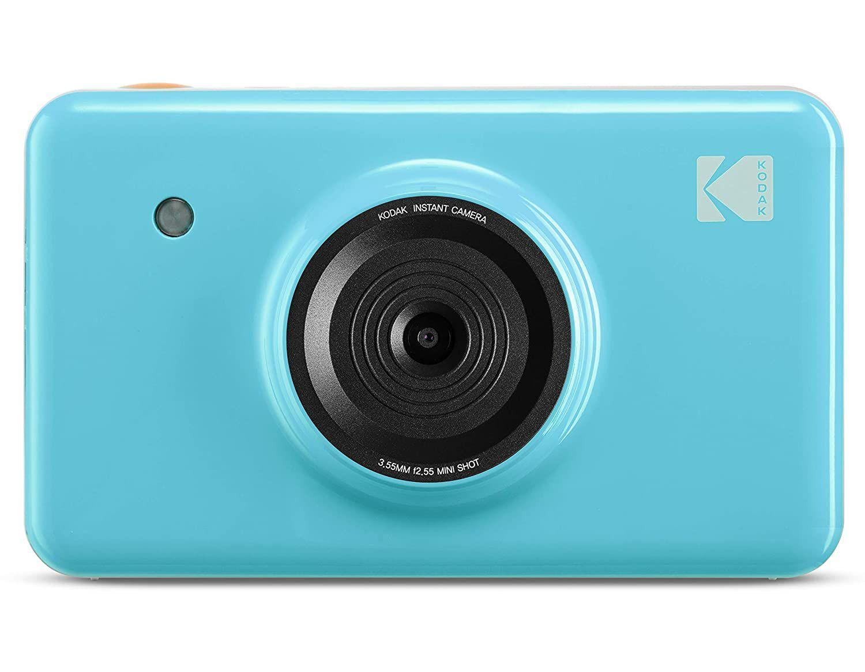 "Kodak Mini Shot: Sofortbildkamera (10MP, 1.7"" LCD Display, WiFi, Bluetooth, Autofokus, Weißabgleich)"