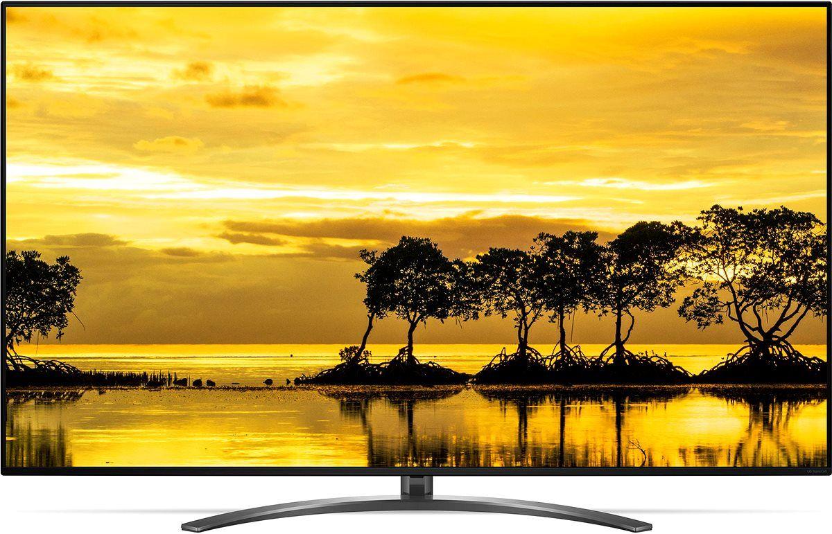LG 75SM9000PLA 75 Zoll LG NanoCell TV Fernseher 100 Hertz