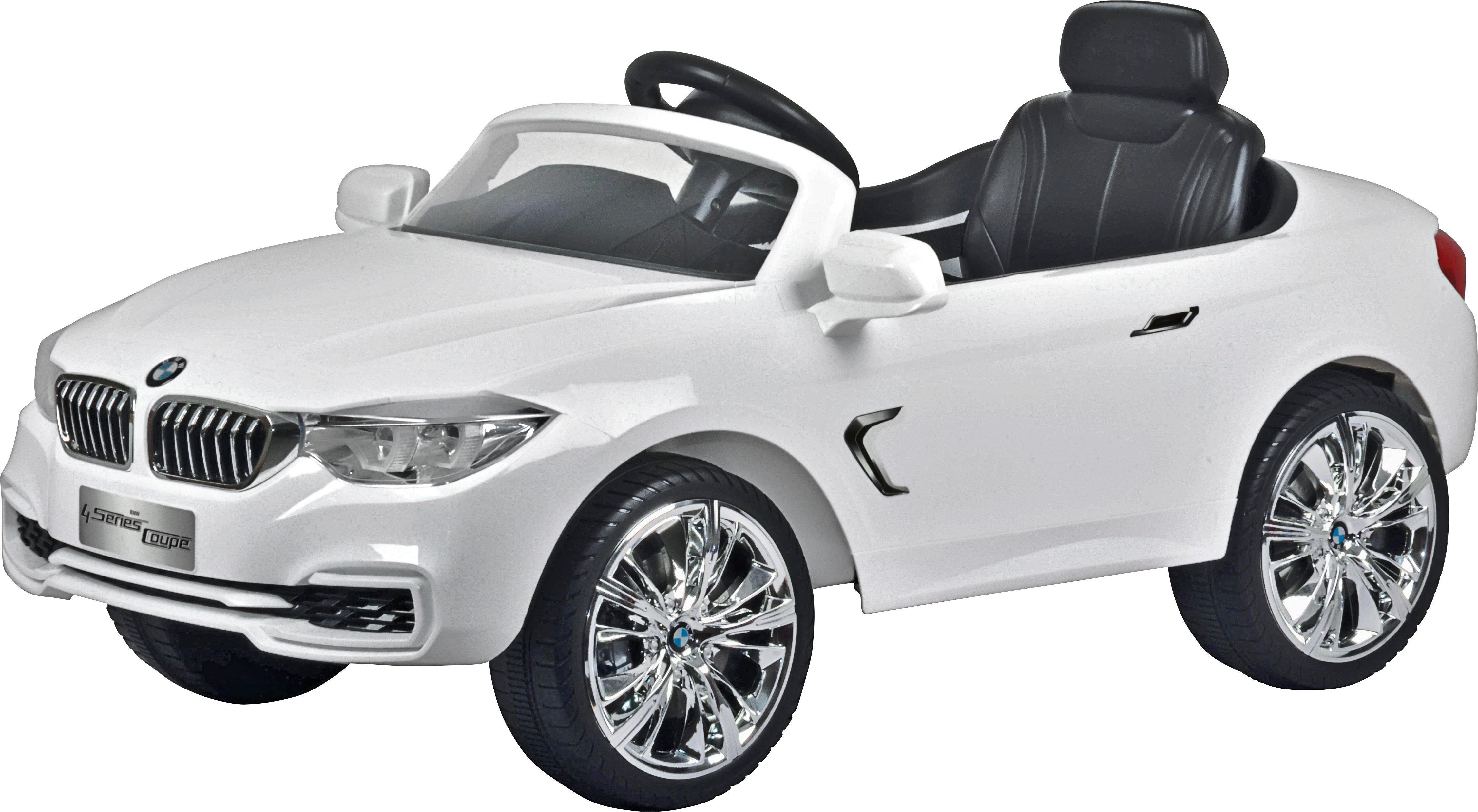 [MÖMAX] BMW 6V Kinder-Elektroauto mit zusätzlicher Fernbedienung in Weiß oder Rot (+4€ Shoop)