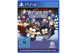 South Park: Die rektakuläre Zerreißprobe (PS4) für 6,99€ (Saturn)