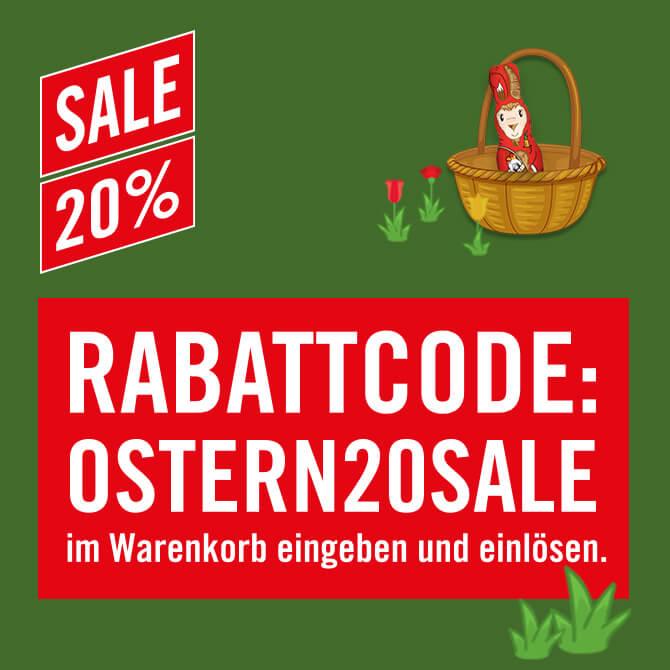 20% Rabatt auf alle reduzierten Artikel im FC-Fanshop (1. FC Köln / Effzeh)