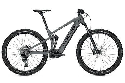 Focus Thron2 6.7 E-MTB Fully bei rabe-bike