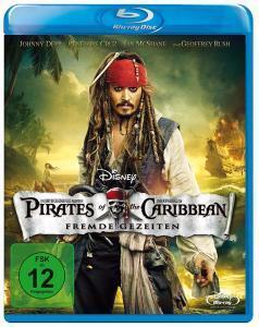 Pirates of the Caribbean - Fremde Gezeiten (Blu-ray) für 3,48€ (Amazon Prime & Dodax)