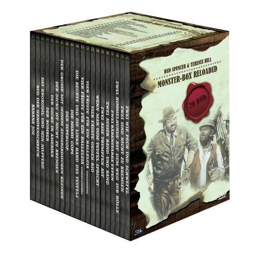 Bud Spencer & Terence Hill 20er Monster Box (DVD)