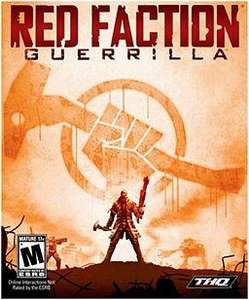 [STEAM] Red Faction: Guerilla bei Greenmangaming.com