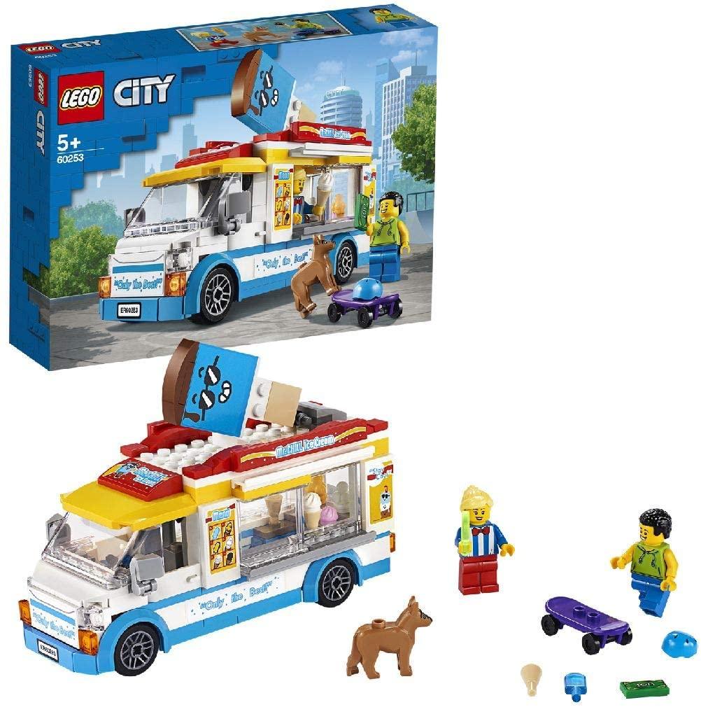 LEGO City - Eiswagen (60253) für 12,99€ (Müller Abholung & Amazon Prime)