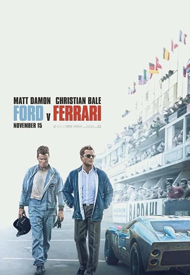 Leihfilm: Ford v Ferrari - Le Mans 66 iTunes 4k
