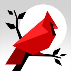 Cardinal Land - geometrischer Puzzler kostenlos im Appstore iOS