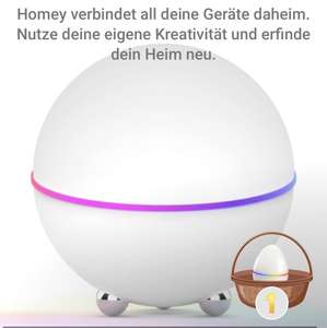 Homey Smarthome Hub