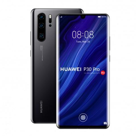 [Electronics4you.AT] Huawei P30 Pro 128/6GB schwarz oder blau