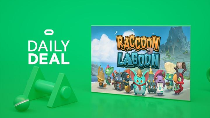 Oculus Quest/Rift Daily Deal: Raccoon Lagoon