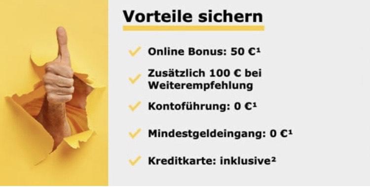 Comdirect Kontoführungsgebühren 2021