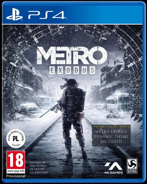 Metro Exodus (PS4) für 17,05€ (Ebay/VISA)