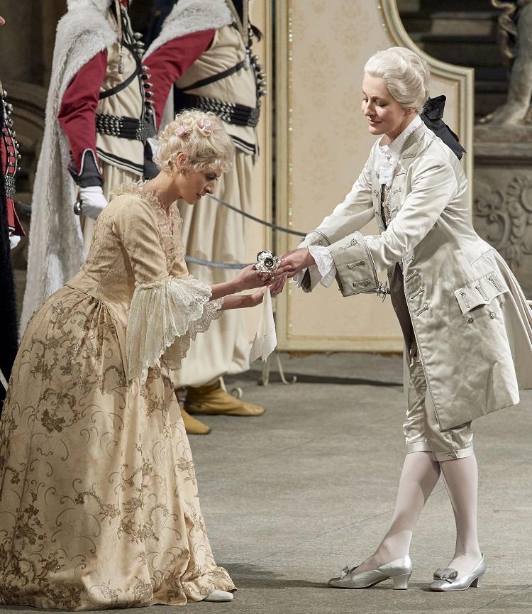 Der Rosenkavalier aus der Staatsoper Wien im STREAM