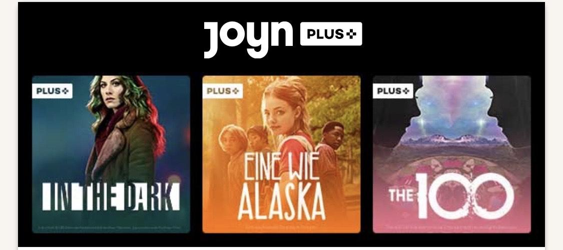 [Lieferando] Joyn PLUS+ 3 Monate kostenlos