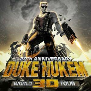 Duke Nukem 3D: 20th Anniversary World Tour (Steam) für 1,54€ (2Game)