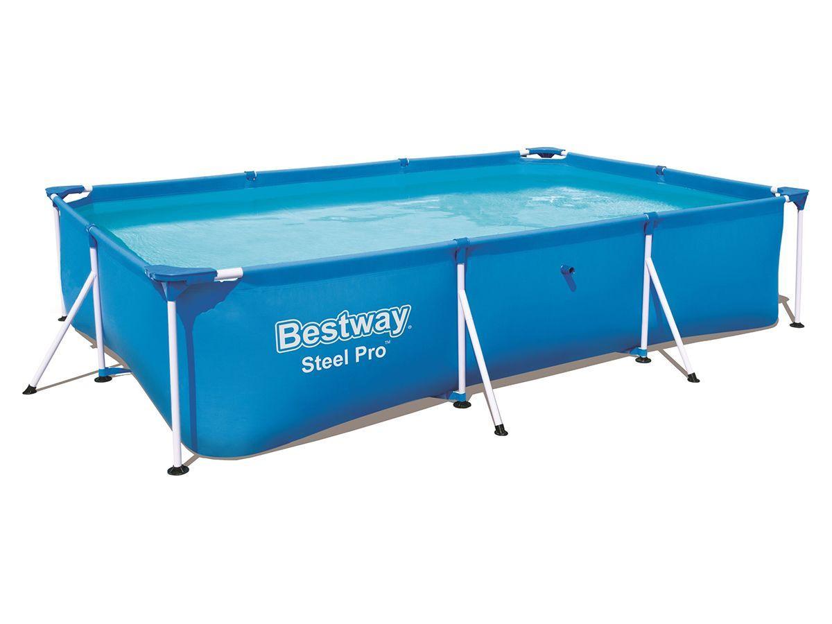 Bestway Deluxe Splash Frame Pool 300 x 201 x 66 cm