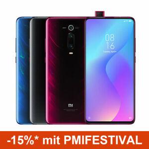"Xiaomi Mi 9T 6GB+64GB Smartphone NFC 6,39"" 48MP S730 4000mAh Handy EU Version"