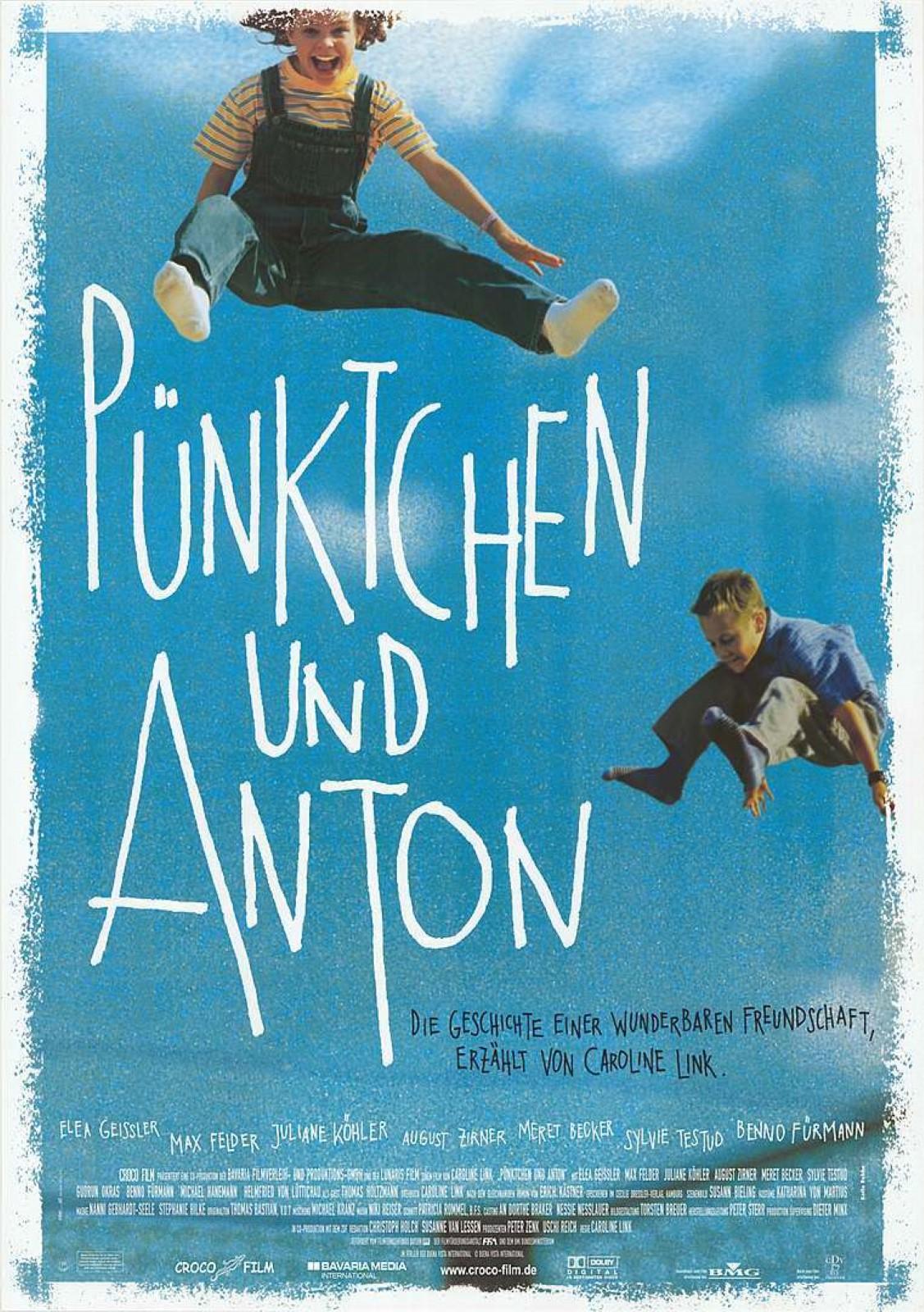 «Pünktchen und Anton (1999)» im Stream (SRF)
