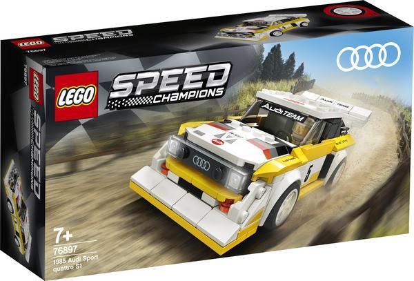 LEGO® Speed Champions 76897 1985 Audi Sport quattro S1 (Thalia Club)