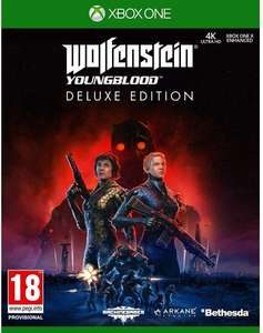 Wolfenstein: Youngblood Deluxe Edition (Xbox One) für 15,33€ (Amazon UK)