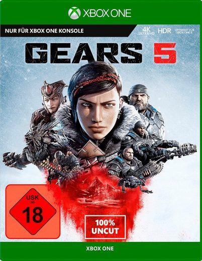 Gears of War 5 (Xbox One) für 19,99€ (Otto)