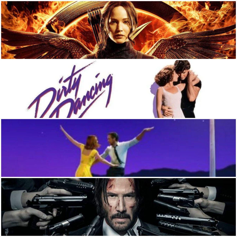 Lionsgate Live! A Night at the Movies - gratis Tribute von Panem/Dirty Dancing/La La Land/John Wick