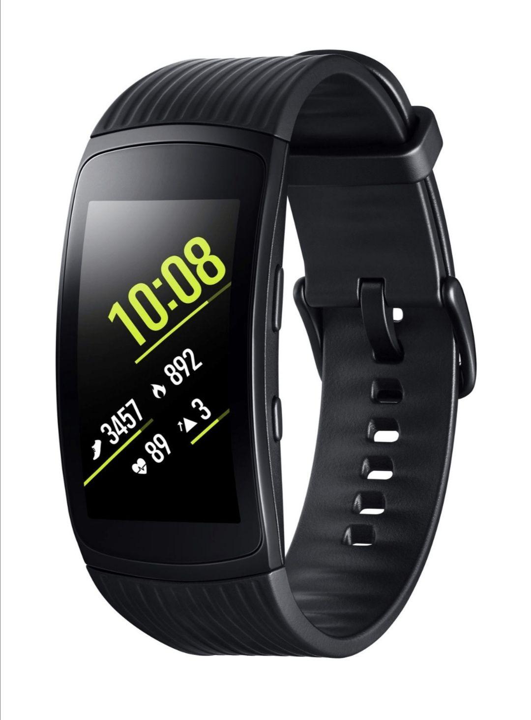 [Media Markt]SAMSUNG Gear Fit 2 Pro Fitness Armband L Schwarz für 89€