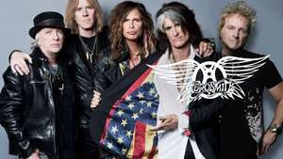 Aerosmith - Rock for the Rising Sun @ Arte