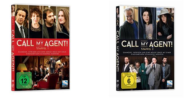 Call my Agent • Französische Erfolgserie Staffel 1 + 2 im Stream bei Sender ONE (HD) plus Originalton französisch