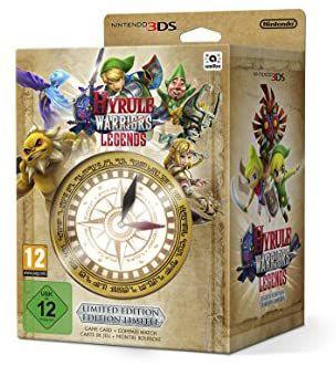 (Amazon.de) Hyrule Warriors: Legends - Limited Edition - [3DS]