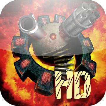 Defense Zone HD | 4,2* | 100.000+ Downloads | kostenlos für Android