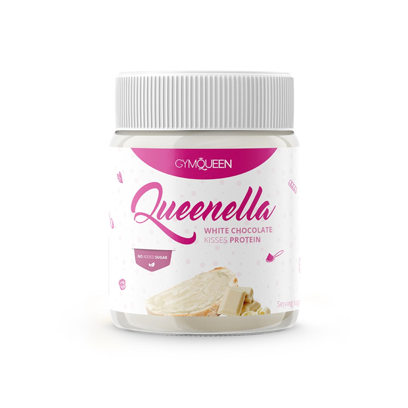GymQueen Queenella White - MHD Sale bei Vitafy