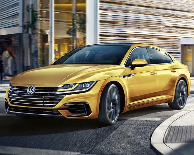 Volkswagen Arteon frei konfigurierbar als EU Neuwagen ab 27.964€ / LP: ab 44.255€