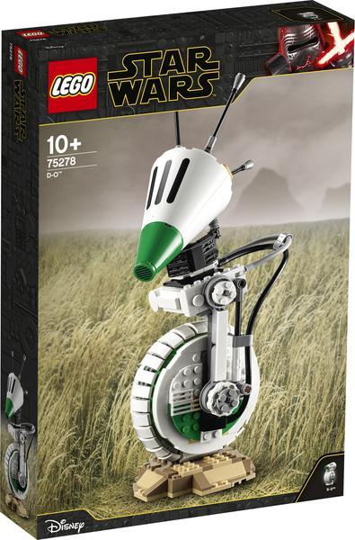 LEGO Star Wars - D-O (75278) [Thalia Classic]