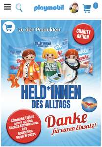 Playmobil Held*innen des Alltags - Charity Edition