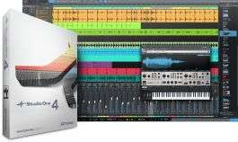 Presonus Studio One 4 Professional (Download Version)