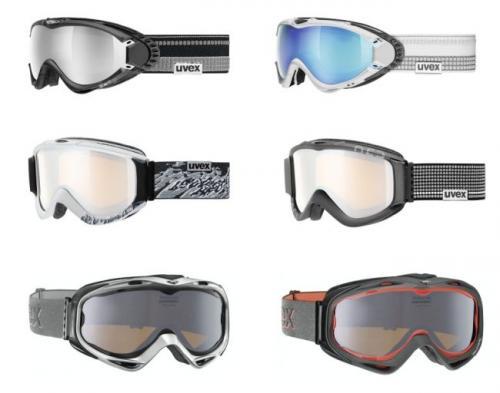 Uvex & Alpina Ski Brillen