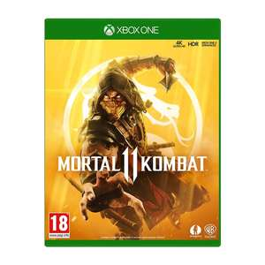 Mortal Kombat 11 (Xbox One) für 22,98€ (Shop4DE)