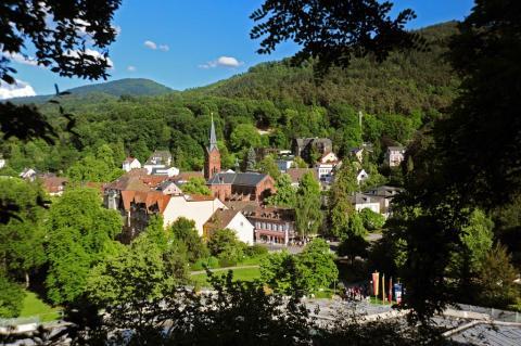 1.100 Gratisübernachtungen für Alltagshelden in Badenweiler (BW)