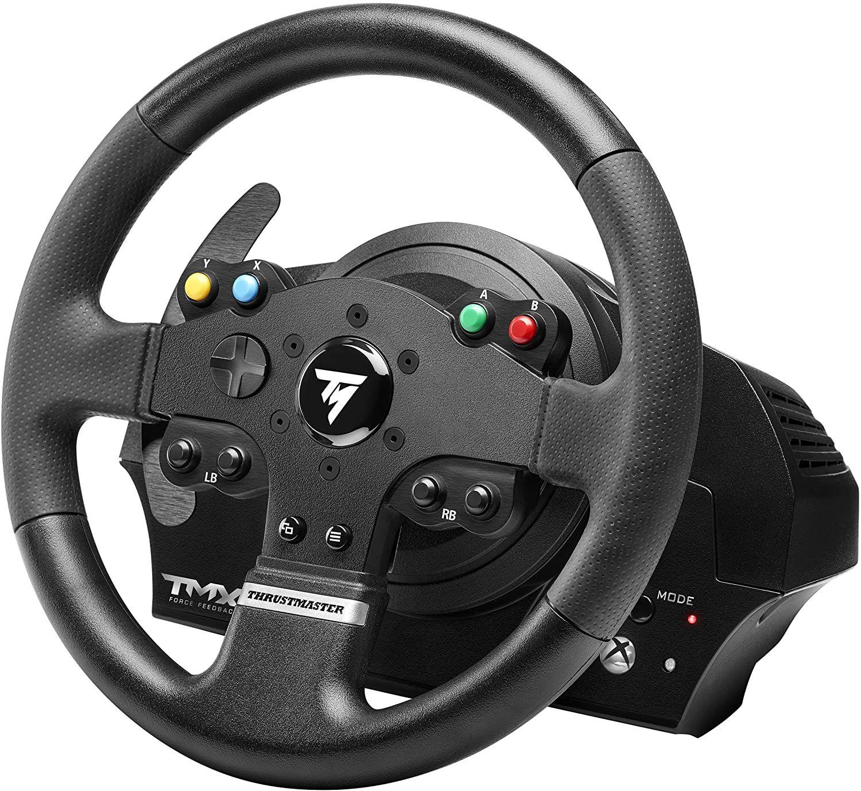 Thrustmaster TMX Force Feedback PRO (Lenkrad inkl. 3-Pedale, Xbox One & PC)