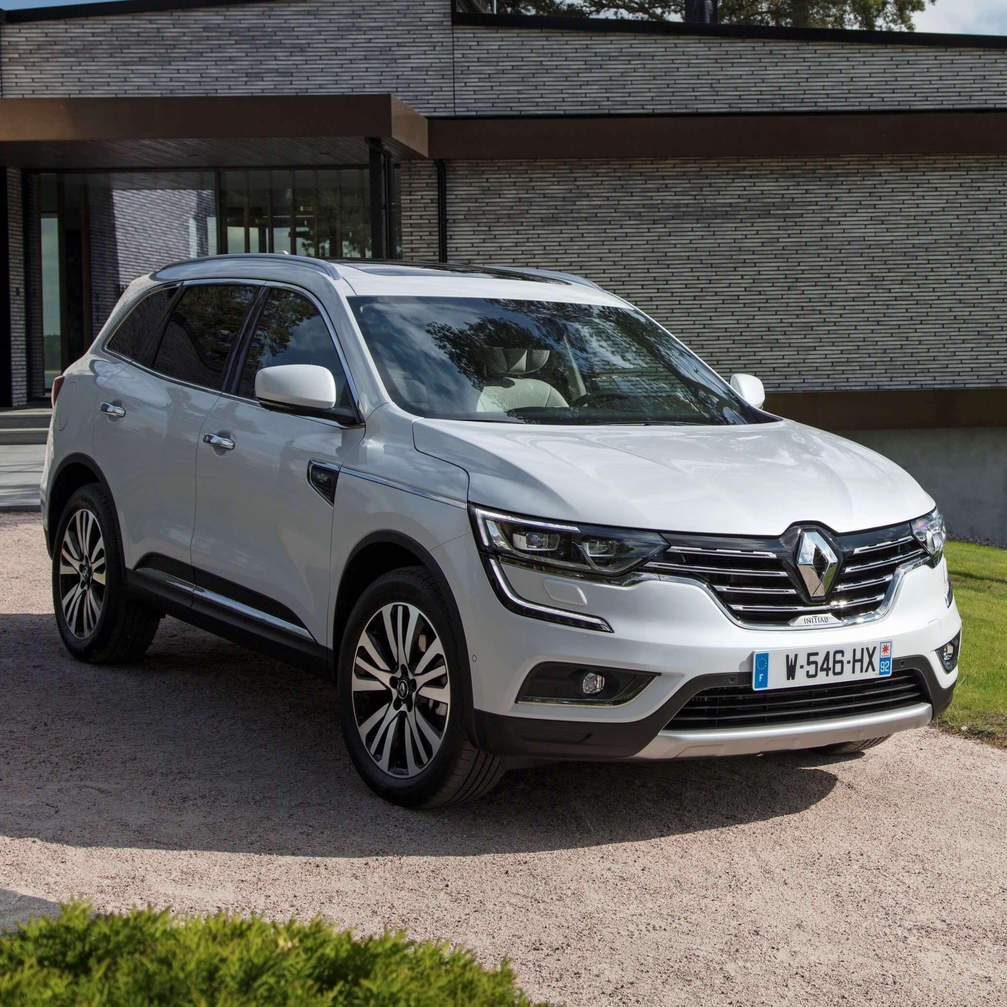 [Gewerbeleasing] Renault Koleos Initiale Paris (190 PS) mtl. 117,63€ (netto) + 755€ ÜF inkl. Wartung & Verschleiß, LF 0,28, 36 Monate