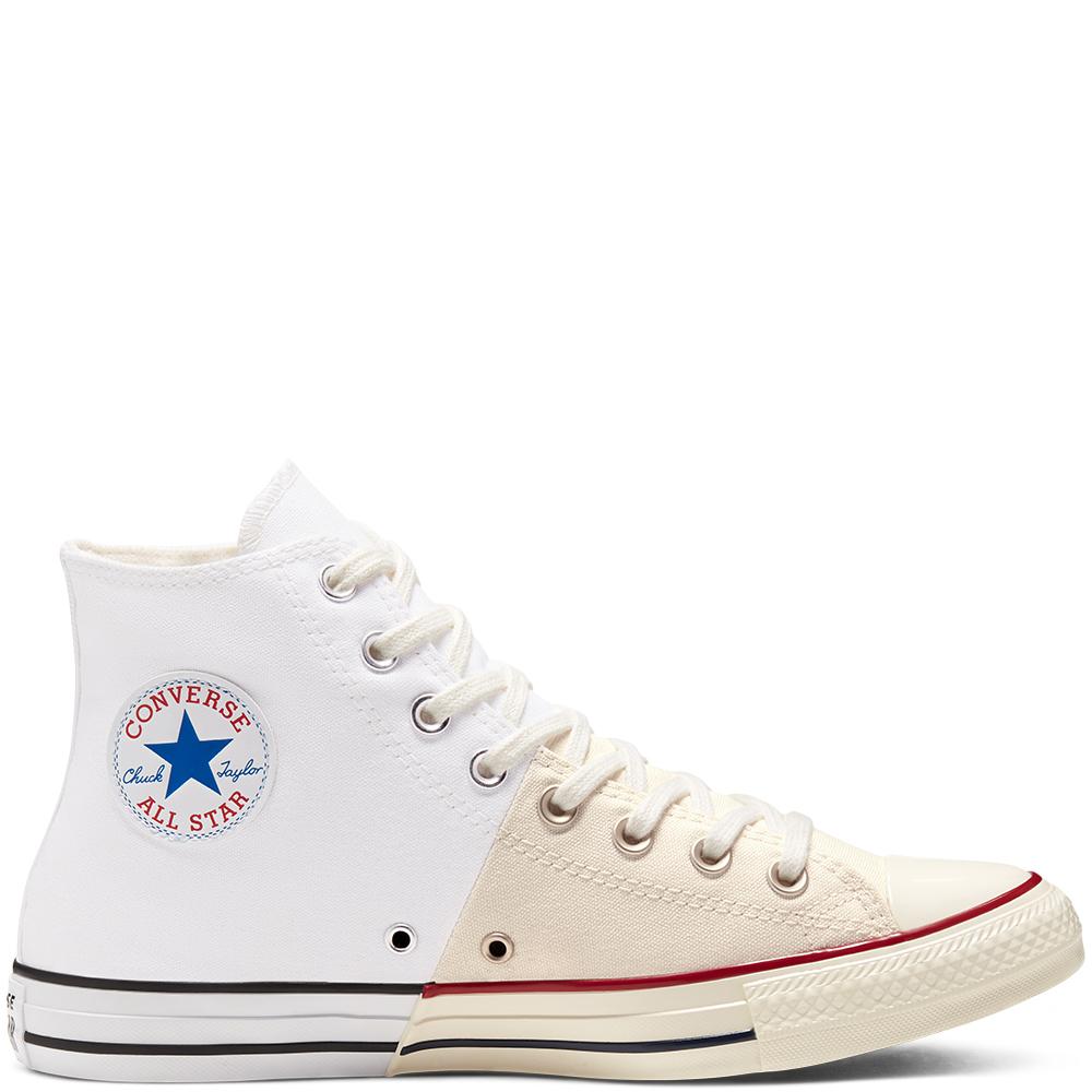 20% (Newsletter-)Rabatt auf alles bzw. 25% extra auf Sale bei Converse, z.B. Reconstructed Chuck Taylor All Star High Top