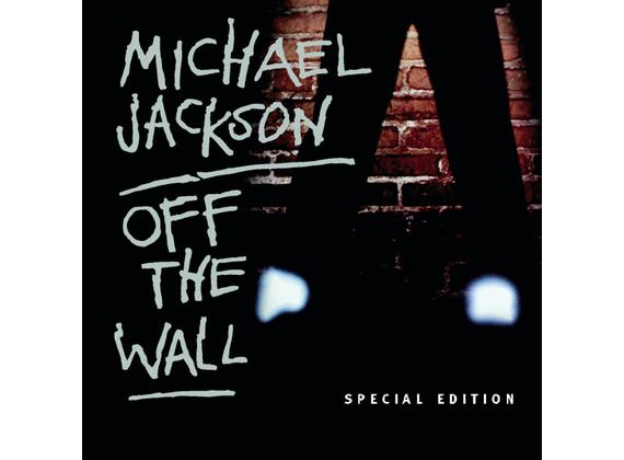 Michael Jackson - Off The Wall (Special Edition CD) für 1,75€ inkl. Versand (Dodax oder Amazon)